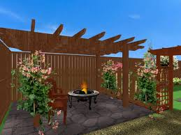 Landscape Deck Patio Designer New Free Landscape Design Home Landscapings