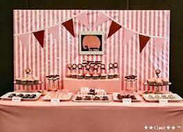 dessert table backdrop pink elephant dessert table by clau guest feature