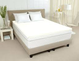 bed pillow topper king size bed pillow top cover bed topped with a memory foam