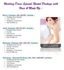wedding makeup packages makeup wedding packages makeup ideas