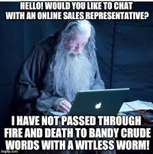 Tech Meme - image 744304 tech support gandalf know your meme