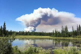 Wildfire Map Of Bc by Tactical Evacuation Expands For Gustafsen Fire Near 100 Mile House