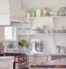shelving ideas for kitchens kitchen open shelving why open wall shelving works for kitchens