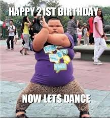 Happy 21st Birthday Meme - the top 10 best blogs on 21st birthday