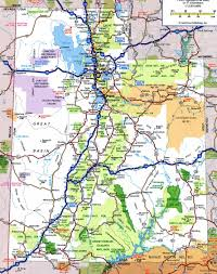 Layton Utah Map by Utah State Maps Usa Maps Of Utah Ut