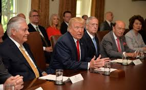 What Does The Presidents Cabinet Do What Trump U0027s Decision To U201cdecertify U201d The Iran Nuclear Deal