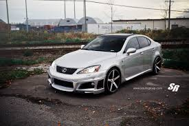 lexus isf silver the sterling road warrior