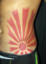 55 sun tattoos that brings wisdom and strength