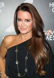 kyle richards hair extensions lbds check vodka check real housewives kyle richards and