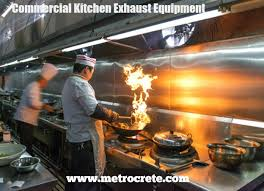How To Design A Commercial Kitchen by How To Design And Build A Commercial Kitchen Metrocrete Concrete