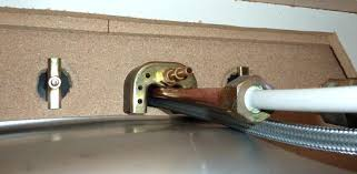 replacing kitchen sink faucet how to install a kitchen sink bob vila with replacing kitchen sink