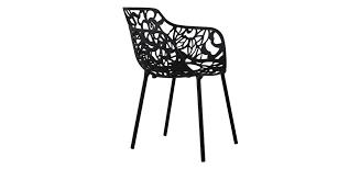 chaise de jardin fauteuil en aluminium optez pour nos fauteuils en aluminium design