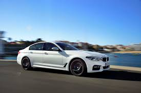 custom white bmw 2017 bmw 540i m sport first drive review on closing a door
