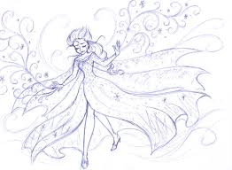 frozen alsa colouring pages monster coloring pages