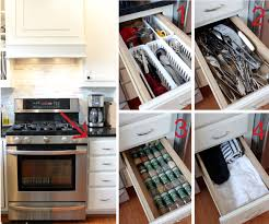 kitchen organizers ideas diy kitchen organization ideas remodelando la casa
