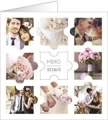 mille merci mariage reconstituez le jour de votre mariage avec cette carte de