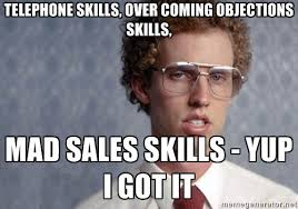 Meme Sles - the cold caller on twitter funny sales meme of the day from the
