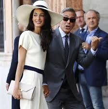 george clooney wedding the studded wedding of the clooney s