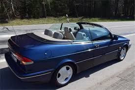 saab 900 convertible file saab 900 ii turbo cabriolet 1994 1998 jpg wikimedia commons