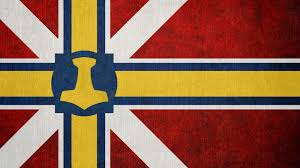 proposed flag of scandinavia x post from r navia vexillology