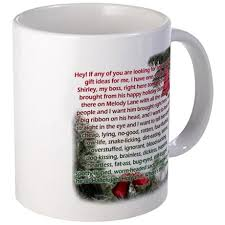 clark griswold rants vacation mug by jmk graphics