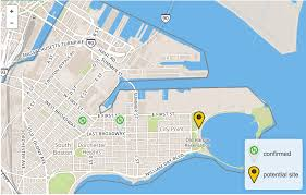 Hubway Map South Boston Hubway Boston Ma