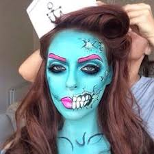Pop Art Halloween Costume 12 Halloween Makeup Won U0027t Give Nightmares Brit