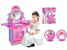 Childrens Play Vanity Kids Vanity Table Amazon Co Uk