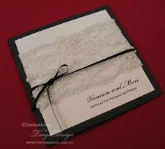 pearl lace lace wedding invitations vintage lace invitation vintage pearl