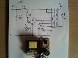 how does this ccfl inverter work