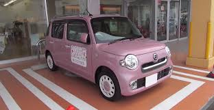 daihatsu feroza interior 2014 daihatsu miracocoa plusx is pink japanese chic autoevolution