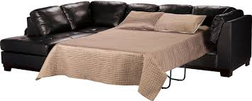 Sectionals With Sofa Beds Bedroom Leather Sectional Sofa With Pull Out Small Sectionals