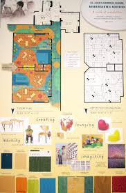 floor plan for classroom staging by kris hanks
