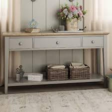 Grey Console Table Small Grey Console Tables Wayfair Co Uk