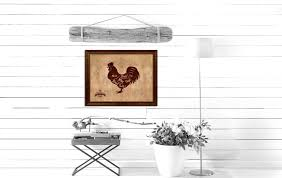 Chicken Home Decor by Chicken Meat Cuts Butchers Chart Home Decor Wall Art Decoration