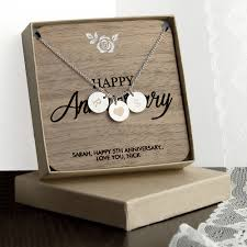 fifth anniversary gift ideas for him fifth wedding anniversary gift ideas for him style by