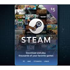 gift cards for steam steam gift card 5 steam gift cards gameflip