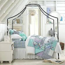 Metal Canopy Bed Queen Size Metal Canopy Bed Frame Tag Frames With Regard To