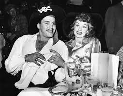 Ricky Ricardo Halloween Costume Lucille Ball Desi Arnaz Costume Ball 1946