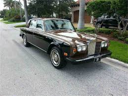rolls royce silver shadow 1978 rolls royce silver shadow for sale