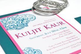 indian bridal shower invitations kawaiitheo com