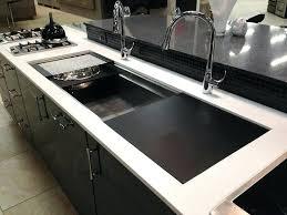 Kitchen Sinks Okc Kitchen Sinks Okc Kitchen Sinks This Galley Workstation Kitchen
