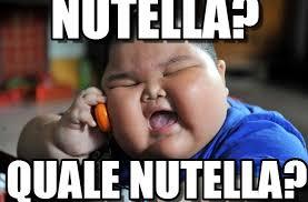 Nutella Meme - nutella asian fat kid meme on memegen