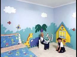 Wall Murals For Kids Kids Room Murals Ideas YouTube - Kids rooms murals
