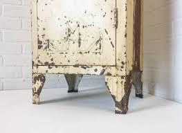 vintage mid century metal kitchen cabinet pantry storage