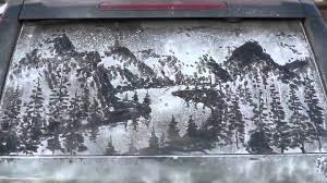 jeep metal art beauty in dirt art experiment from jeep youtube