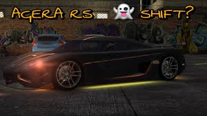 koenigsegg ghost koenigsegg agera rs launch tutorial gs ghost shift included