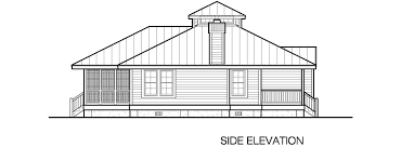 hip cottage 1260 sf southern cottages