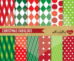 christmas pattern red green christmas paper pack xmas background pattern harley quinn red green