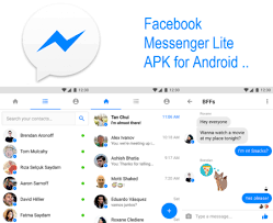 messenger fb apk free messenger lite apk for android in nigeria